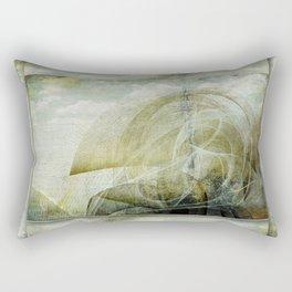 Rollercoaster 101 Rectangular Pillow