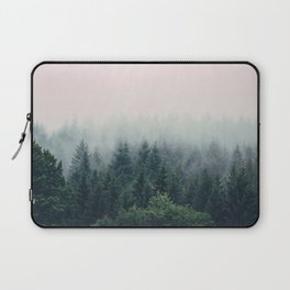 Between every two pines is a doorway to a new world Laptop Sleeve