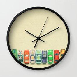 Get Set Go Wall Clock