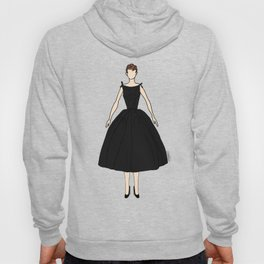 Audrey Vintage Retro Fashion 1 Hoody