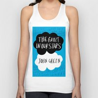 tfios Tank Tops featuring TFiOS by Hoeroine