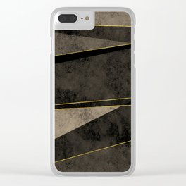 Contemporia 8 Clear iPhone Case