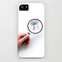 Loupe iPhone Case
