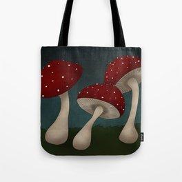 Mushrooms! Tote Bag
