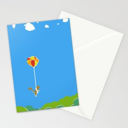 A Squirrel's Journey Stationery Cards