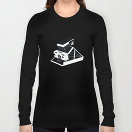 Polaroid SX-70 Land Camera Long Sleeve T-shirt