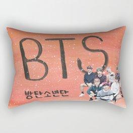Bangtan Rectangular Pillow
