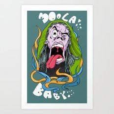 Moola Art Print