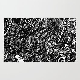 Massive Doodle Rug