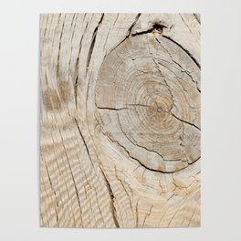 Wood Poster