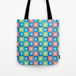 Pastel Disco Tote Bag