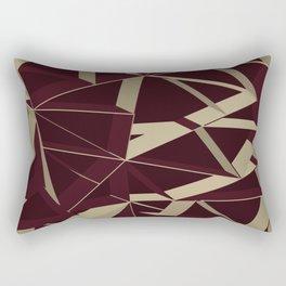 3D Futuristic GEO VIII Rectangular Pillow