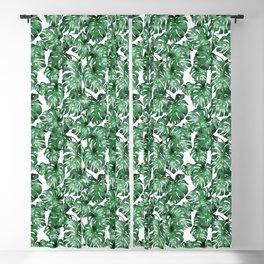 The Wild Spirit || #painting #botanical Blackout Curtain