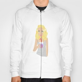 Milk shake girl Hoody