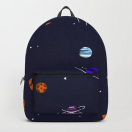 Reach For The Galaxies Backpack