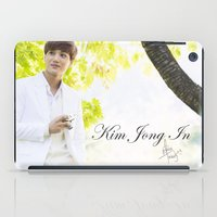 exo iPad Cases featuring EXO Kai by TheRmickey