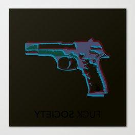 YTEICOS Canvas Print