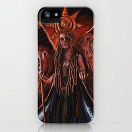 Ishtar X Zion iPhone Case