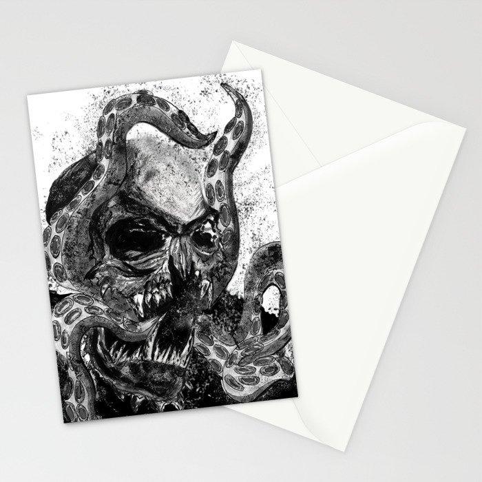 Mictlantecuhtli Stationery Cards