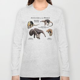Anteaters of the World Long Sleeve T-shirt