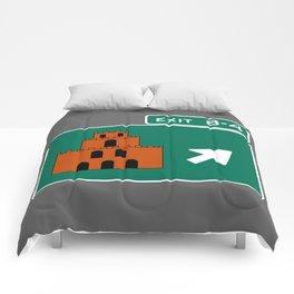 EXIT 8-4 Comforters