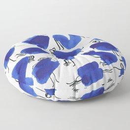 It is a girl's world Floor Pillow