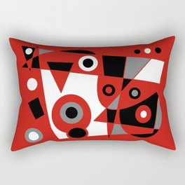 Abstract #905 Rectangular Pillow