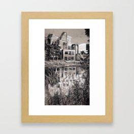 The Arts Building Framed Art Print