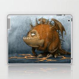 Marshmellow the Dragon Laptop & iPad Skin