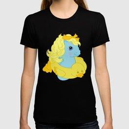 g1 my little pony baby sea pony T-shirt