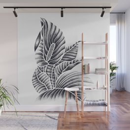 Peace Lily Wall Mural
