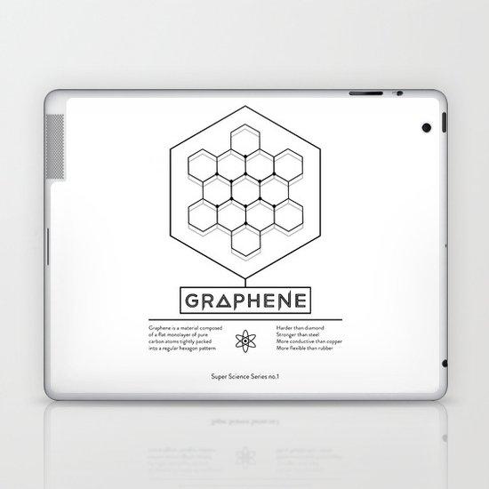 Graphene: Super Science Series No.1 Laptop & iPad Skin