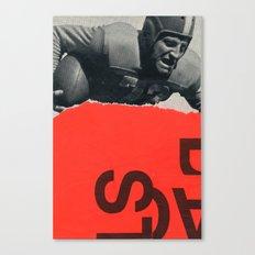 offense Canvas Print