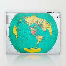 Center Stage Laptop & iPad Skin