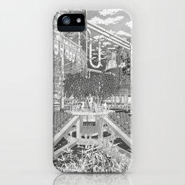 Frackpool 02 iPhone Case