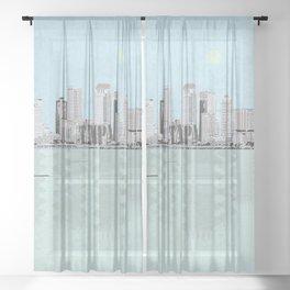 Tampa Sheer Curtain