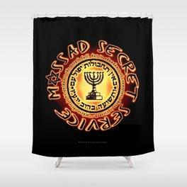 MOSSAD - 039 Shower Curtain