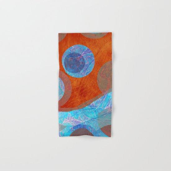 Relief Hand & Bath Towel