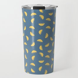Bowl of falling fruit Travel Mug
