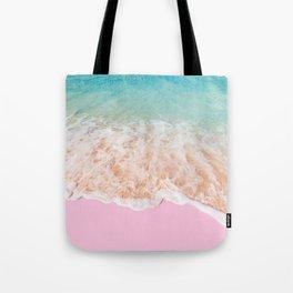 PINK SAND Tote Bag