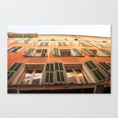 Nice France 5972 Canvas Print