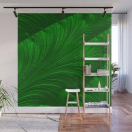 Renaissance Green Wall Mural