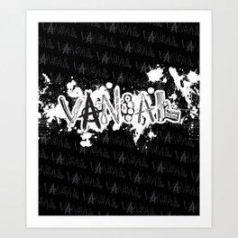 VNDL WPN5 Art Print