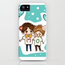 onho iPhone Case