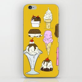 DELICIOUSNESS iPhone Skin
