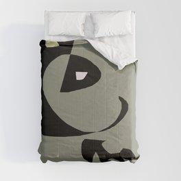 Little happy dude Comforters