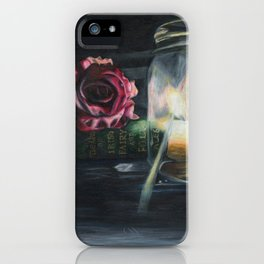 Royal Library iPhone Case