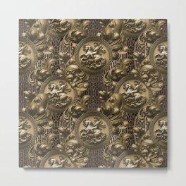 St Michael Baroque Metal Print
