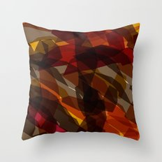 Earth Texture Background Throw Pillow