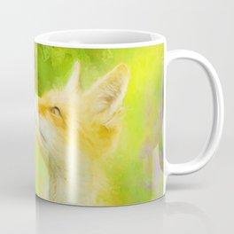 Enchanted Fox Coffee Mug